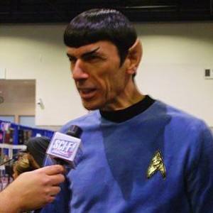 SV 75 Interviews. Sci-Fi.