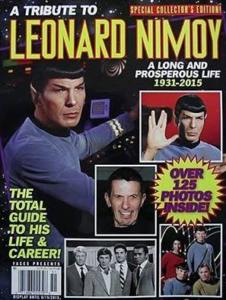 SV Nimoy Tribute MAG (1) Cover